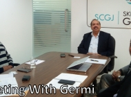 Meeting With Germi